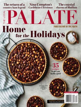 The Local Palate Dec/Jan 2020