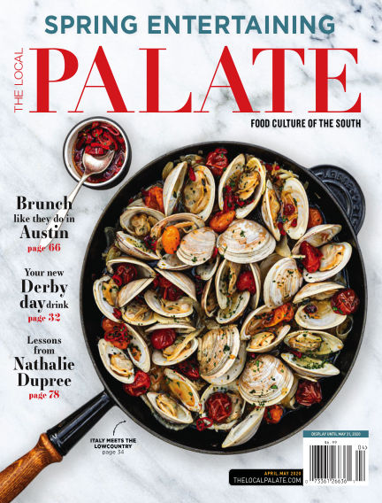 The Local Palate March 31, 2020 00:00