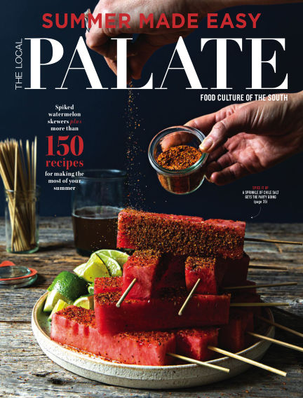 The Local Palate June 22, 2020 00:00