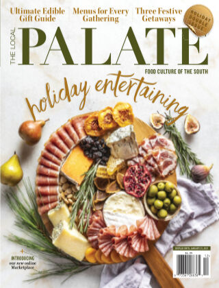 The Local Palate Winter 2020