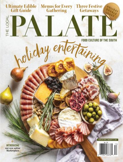 The Local Palate November 03, 2020 00:00