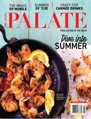 The Local Palate Summer 2021
