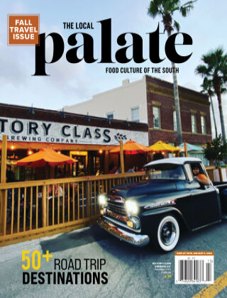 The Local Palate Fall 2021
