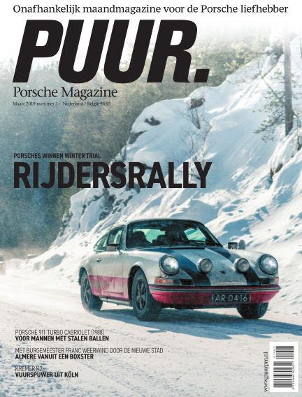 PUUR Porsche Magazine April 12, 2019 00:00