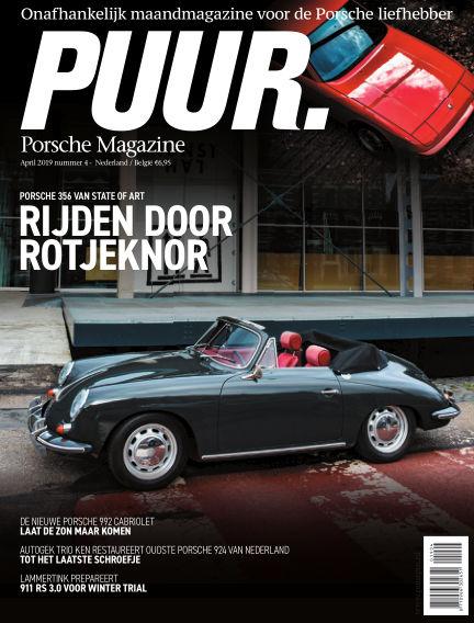PUUR Porsche Magazine May 03, 2019 00:00