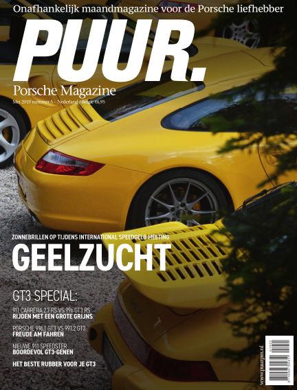 PUUR Porsche Magazine May 17, 2019 00:00