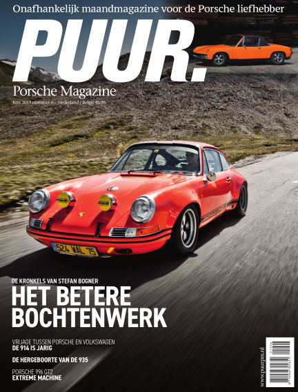 PUUR Porsche Magazine June 14, 2019 00:00