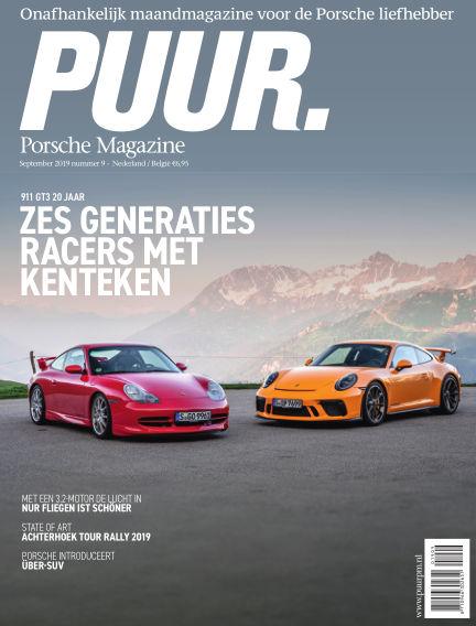 PUUR Porsche Magazine September 09, 2019 00:00