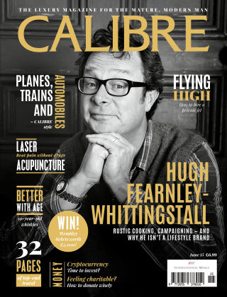 Calibre Issue 15