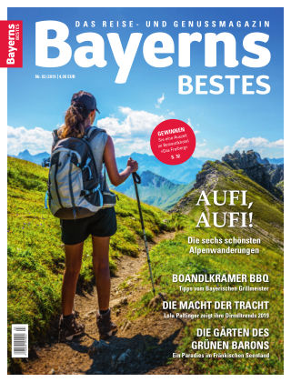 BAYERNS BESTES 03/2019