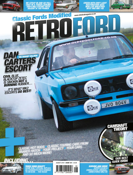 Retro Ford Magazine July 04, 2019 00:00