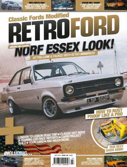 Retro Ford Magazine June 06, 2019 00:00