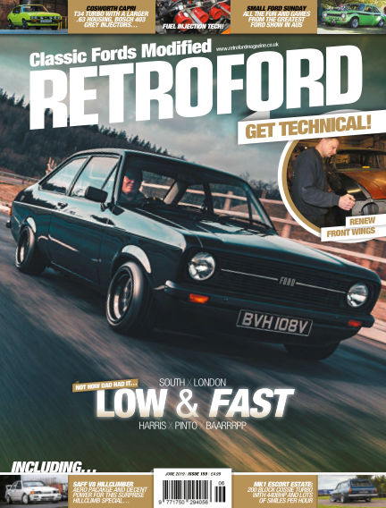 Retro Ford Magazine May 02, 2019 00:00