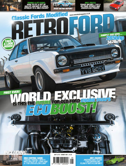 Retro Ford Magazine April 04, 2019 00:00