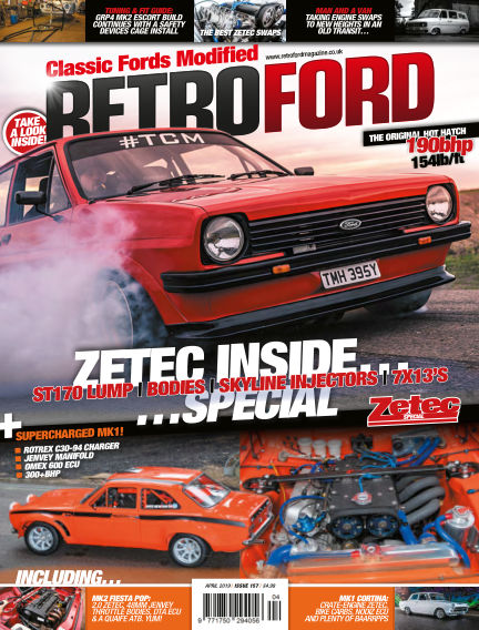 Retro Ford Magazine March 07, 2019 00:00