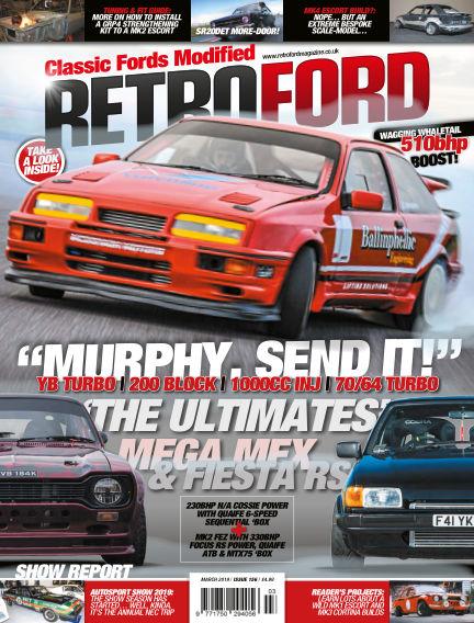 Retro Ford Magazine February 07, 2019 00:00