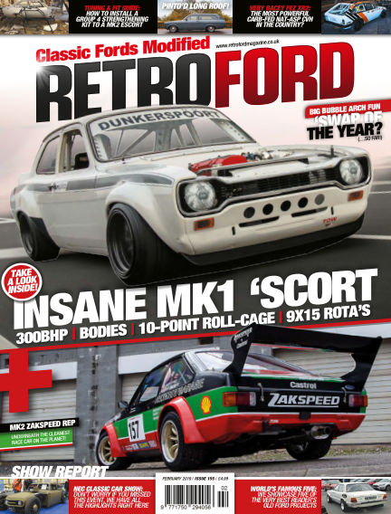 Retro Ford Magazine January 03, 2019 00:00
