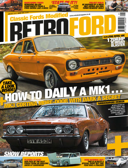 Retro Ford Magazine December 06, 2018 00:00