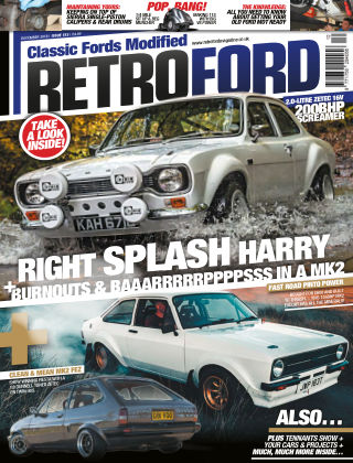 Retro Ford Magazine Dec 18 153