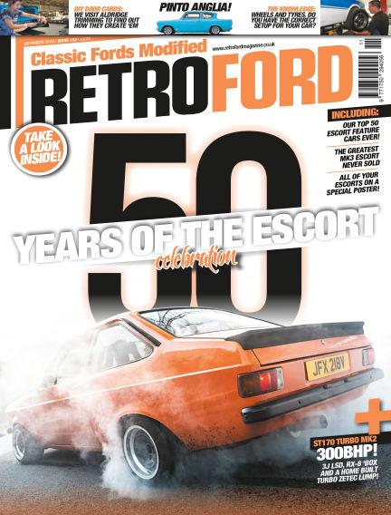 Retro Ford Magazine October 04, 2018 00:00