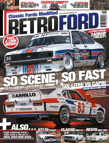 Retro Ford Magazine September 06, 2018 00:00