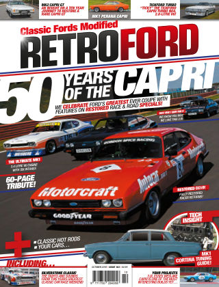 Retro Ford Magazine Oct 19 163