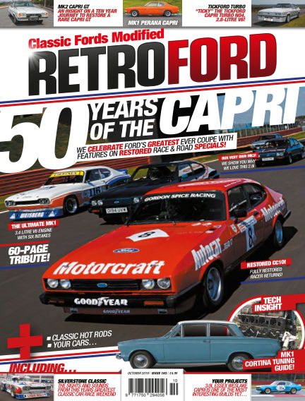Retro Ford Magazine September 05, 2019 00:00