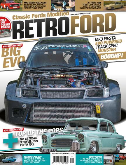 Retro Ford Magazine October 03, 2019 00:00