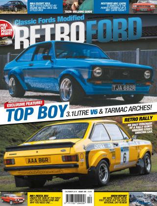 Retro Ford Magazine Dec 19 195