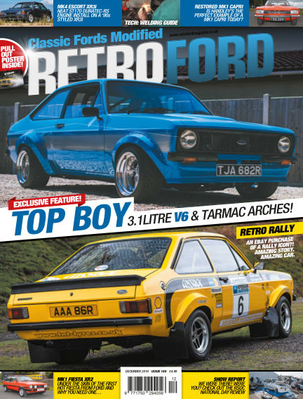 Retro Ford Magazine November 07, 2019 00:00