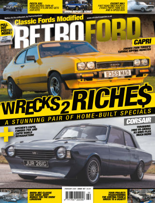Retro Ford Magazine Feb 2020