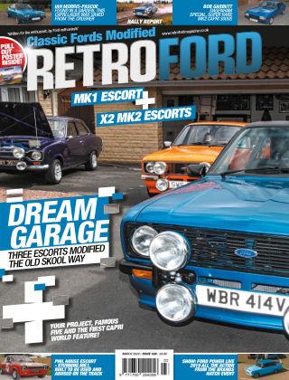 Retro Ford Magazine March 2020