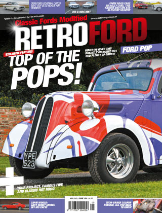 Retro Ford Magazine May 2020