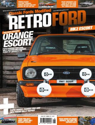 Retro Ford Magazine June 2020 171