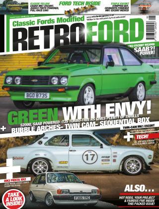 Retro Ford Magazine August 2020 173