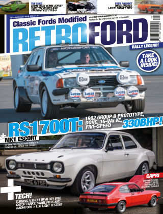 Retro Ford Magazine September 2020