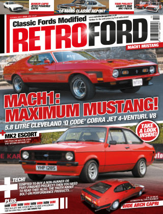 Retro Ford Magazine October 2020 175