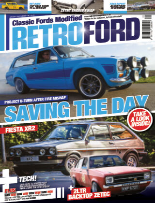 Retro Ford Magazine Jan 2021 178