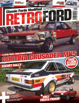 Retro Ford Magazine Feb 2021 179