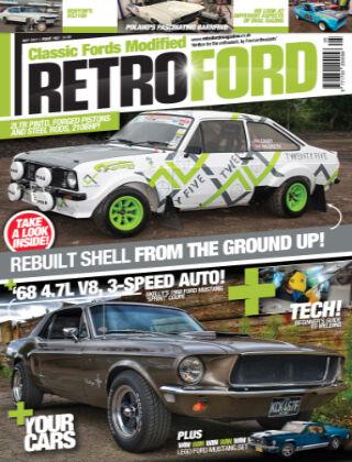 Retro Ford Magazine May 2021 182