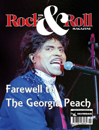 UK Rock & Roll Magazine June 2020