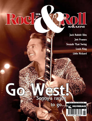 UK Rock & Roll Magazine July 2020