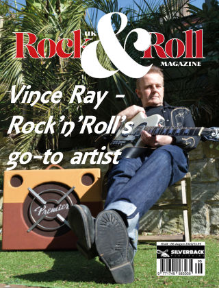 UK Rock & Roll Magazine August 2020 173