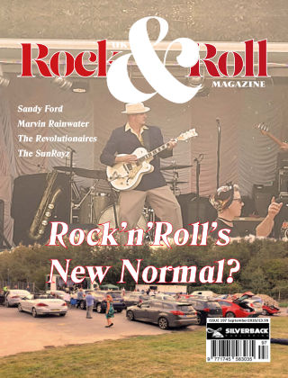 UK Rock & Roll Magazine September 2020