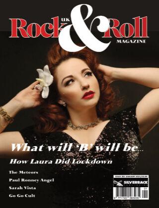 UK Rock & Roll Magazine Jan 2021 201