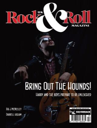 UK Rock & Roll Magazine Apr 2021 204