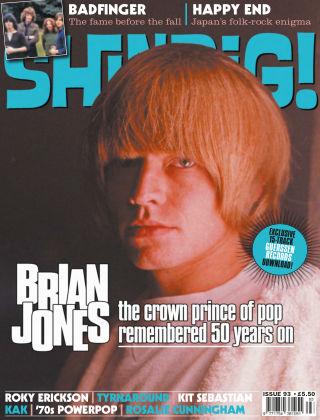 Shindig! Magazine Issue 93