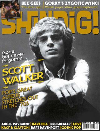 Shindig! Magazine Issue 92