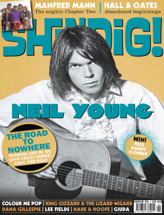 Shindig! Magazine Issue 91