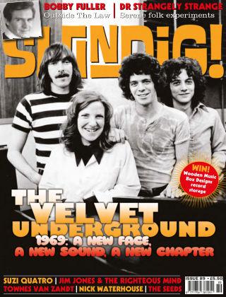 Shindig! Magazine Issue 89